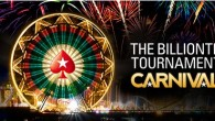 Join PokerStars now in the Billionth Tournament Carnival celebrations and win a share of $3 million up for grabs in a wide selection of tournaments to suit all players PokerStars […]